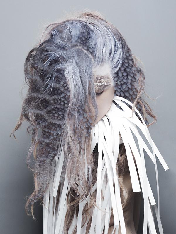 Autoportrait de Nadia Wicker